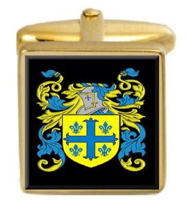 送料無料 メンズアクセサリ― ピムカフスリンクボックスセットpym england family crest coat of arms heraldry cufflinks box set engravedshtrQd