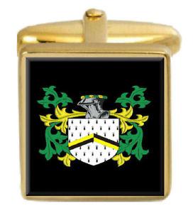 【送料無料】メンズアクセサリ― イングランドカフスボタンボックスセットファミリークレストコートboddye england family crest coat of arms heraldry cufflinks box set engraved