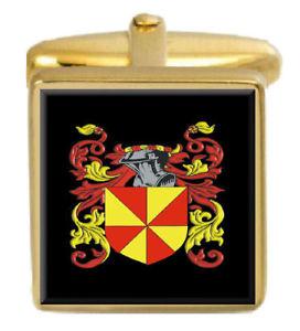 【送料無料】メンズアクセサリ― イングランドカフスボタンボックスセットファミリークレストコートibbott england family crest coat of arms heraldry cufflinks box set engraved
