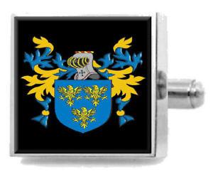 【送料無料】メンズアクセサリ― イギリスカフスボタンボックスhempenstall england heraldry crest sterling silver cufflinks engraved box
