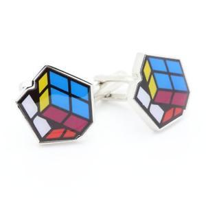 【送料無料】メンズアクセサリ― cufflinkscufflinks cube