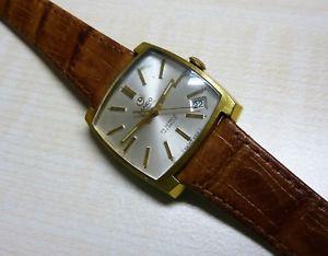 腕時計 ウォッチ *** lanco automatic fecha kal 1146 aprox 196070er aos ***