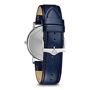 腕時計 ウォッチ クラシックbulova 96b295 hombre clsico reloj de pulsera azul