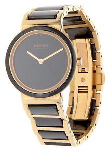 【送料無料】腕時計 ウォッチ ベーリングレディブラックセラミックウォッチbering seora reloj pulsera ceramic negro eb10729746