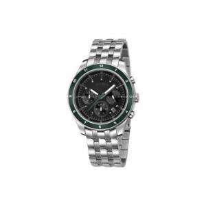 【送料無料】腕時計 ウォッチ クロノヴェルデネロorologio uomo breil stronger tw1222 chrono bracciale acciaio verde nero