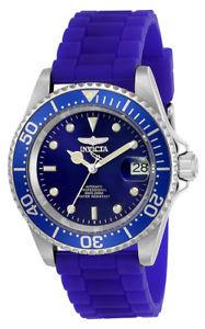 【送料無料】腕時計 ウォッチ プロダイバーステンレススチールシリコーンinvicta hombres pro diver automtico 200m acero inoxidable reloj de silicona