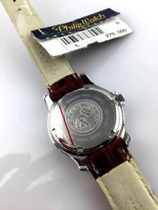 腕時計 ウォッチ オロロジィリップウォッチスイスクオーツアラームorologio philip watch aq 900 8251370535 acciaio quarzo swiss made reloj montre