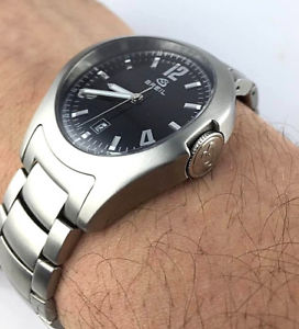腕時計 ウォッチ アラームスポーツウォッチorologio breil daze quarzo watch acciaio deployante montre reloj sport 39mm