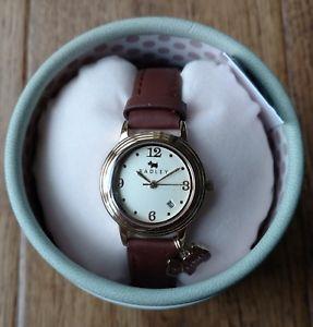【送料無料】腕時計 ウォッチ レディースゴールドウォッチアーリントンブラウンseoras reloj de oro radley darlington ry2140marrn cuero nuevo sin usar rrp 90
