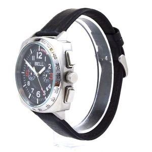 【送料無料】腕時計 ウォッチ ベルナイツウォッチベルトクロノグラフ¥ウォッチbell relojes caballeros correa de cuero reloj con cronografofecha pvp 149