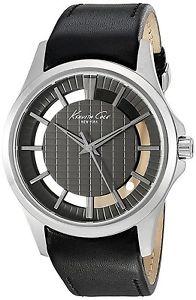 【送料無料】腕時計 ウォッチ ケネスナイツストラップウォッチグアーガム¥kenneth cole kc10022286 semi transparentes caballeros strap watch 2yr guar rrp 105