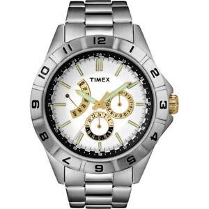 【送料無料】腕時計 ウォッチ nuevo reloj timex retrograde t2n515 en caja para hombre rrp 8999