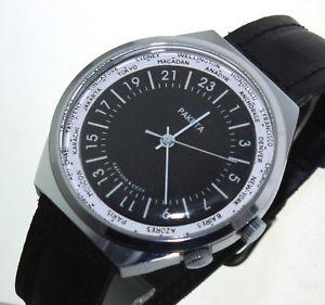 【送料無料】腕時計 ウォッチ ロシアウォッチrussian watch raketa 24 hours, orologio russo