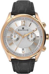 【送料無料】腕時計 ウォッチ エグゼクティブexecutive ex100602it reloj de pulsera para hombre es