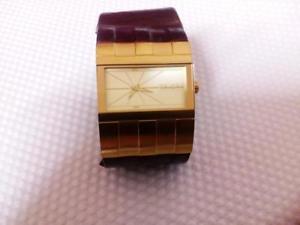 【送料無料】腕時計 ウォッチ ブラックウォッチダイスマンブレスレット