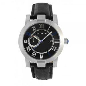 【送料無料】腕時計 ウォッチ テッドベーカーレザーストラップカレンダーテウォッチted baker gents leather strap calendar watch te1074tbnp