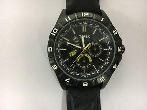 【送料無料】腕時計 ウォッチ カーボンファイバークロックpara hombres reloj de fibra de carbono timex retrgrado t2n520 pvp 9499