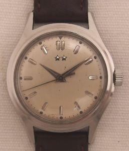 【送料無料】腕時計 ウォッチ ヴィンテージzeriam automatik reloj hombre reloj de pulsera vintage 50 aos l