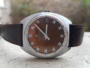 【送料無料】腕時計 ウォッチ ドイツルビービンテージjunghans 62052 montre mecanique circa 1970 17 rubis 35 mm german made vintage