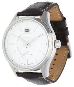 【送料無料】腕時計 ウォッチ ベルガモダークブラウンgant seores reloj pulsera de brgamo marrn oscuro w10992