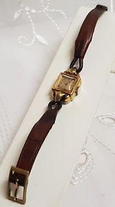 【送料無料】腕時計 ウォッチ プラークアレンビーガロンancienne montre femme mecanique allenby precision plaque or poincon gal jom t5