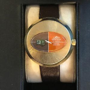 【送料無料】腕時計 ウォッチ デジタルスイスハウデジタルジャンプjowissa digital swiss made 17 jewels hau digital visualizacin wrist watch jump hour