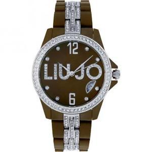 【送料無料】腕時計 ウォッチ ドナリューセレブスワロフスキーポリカーボネートorologio donna liu jo luxury celebrity tlj157 policarbonato swarovski
