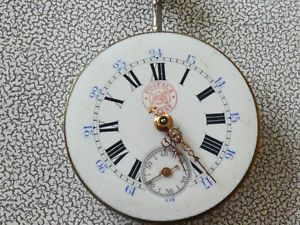 【送料無料】腕時計 ウォッチ アンティークポケットウォッチワーク