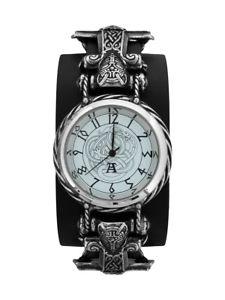 【送料無料】腕時計 ウォッチ ゴシッククロックマンalchemy gothic relojthorgud ulvhammer para hombre