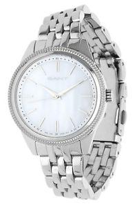 【送料無料】腕時計 ウォッチ ローズシルバーgant seora reloj pulsera rose pas plata w71502
