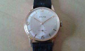 【送料無料】腕時計 ウォッチ コレクタアイテムusado reloj de cad savar mov cuerda manual  item for collectors