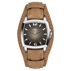 【送料無料】腕時計 ウォッチ オリバーレディクロックブレスレットs oliver seora reloj reloj de pulsera de cuero so3379lq
