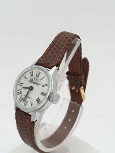【送料無料】腕時計 ウォッチ ペルセウスオリジナルクロックビンテージレザーperseo antimagnetic orologio watch uhr reloj vintage original leather ms279 es
