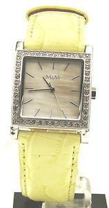 【送料無料】腕時計 ウォッチ クォーツバーレジストアンチm amp; m seora reloj de pulsera m11105797, reloj de cuarzo, 3 bar water resist, anti allergic