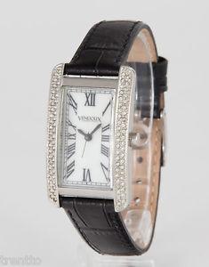 【送料無料】腕時計 ウォッチ アラームスワロフスキーレディーススチールパールウォッチreloj vendoux mujer swarovski acero cuero ls50100 womens mother pearl watch
