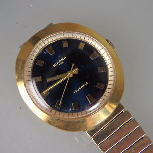 【送料無料】腕時計 ウォッチ ローズtiempo tpico design seores reloj pulsera bifora 115 paraa partir de 1970 50703
