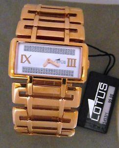 【送料無料】腕時計 ウォッチ アラームreloj lotus mujer 154531