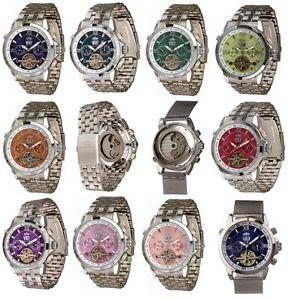 【送料無料】腕時計 ウォッチ リンドバーグシルバークロックlindberg amp; sons reloj automtico pirus en plata color con cuerda manual