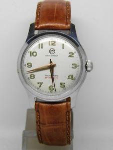 【送料無料】腕時計 ウォッチ ブレスレットフランスヴィンテージmontre bracelet manu france mouvement hp 90 vers 1960 vintage
