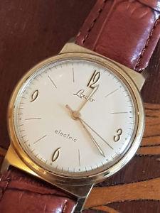 【送料無料】腕時計 ウォッチ アラームドイツビンテージlaco electricreloj hombre primera alemana reloj de pulsera elctricos, 1961 vintage
