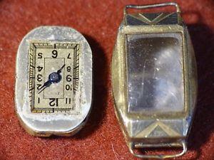【送料無料】腕時計 ウォッチ ビンテージアルジェントvintage montre mcanique elix 511 or et argent
