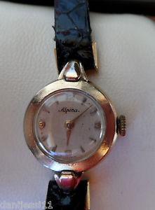 【送料無料】腕時計 ウォッチ アールデコビンテージアルピナウォッチalpina vintage watch art deco