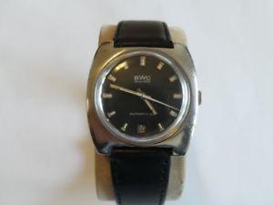 【送料無料】腕時計 ウォッチ bwc automatik seores reloj de pulsera con fecha en 6,
