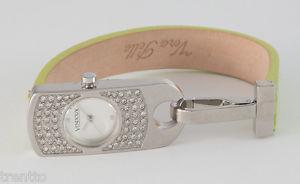 【送料無料】腕時計 ウォッチ アラームスワロフスキースチールウォッチreloj vendoux mujer acero swarovski ls11930 womens steel leather watch uhr