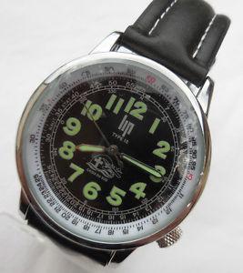 【送料無料】腕時計 ウォッチ リップクロワデュシュッドタイプポンプlip croix du sud type 10,montre mixte bombee de precision a quartz de 2015