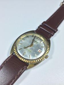【送料無料】腕時計 ウォッチ ゴールデンリーフビンテージウォッチtugaris golden leaves 25 jewels vintage watch