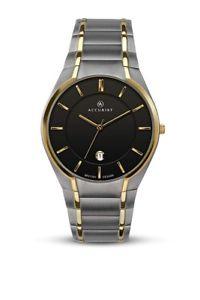 【送料無料】腕時計 ウォッチ チタンaccurist hombre reloj de titanio 7139