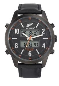【送料無料】腕時計 ウォッチ オールブラッククロノアラームサブメートル
