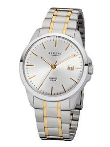 【送料無料】腕時計 ウォッチ リージェントステンレススチールregent reloj pulsera hombre 18404191 acero inox f1013