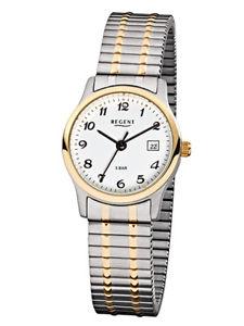 【送料無料】腕時計 ウォッチ リージェントレディーステンレススチールregent seora reloj pulsera de acero inoxidable gorros f887